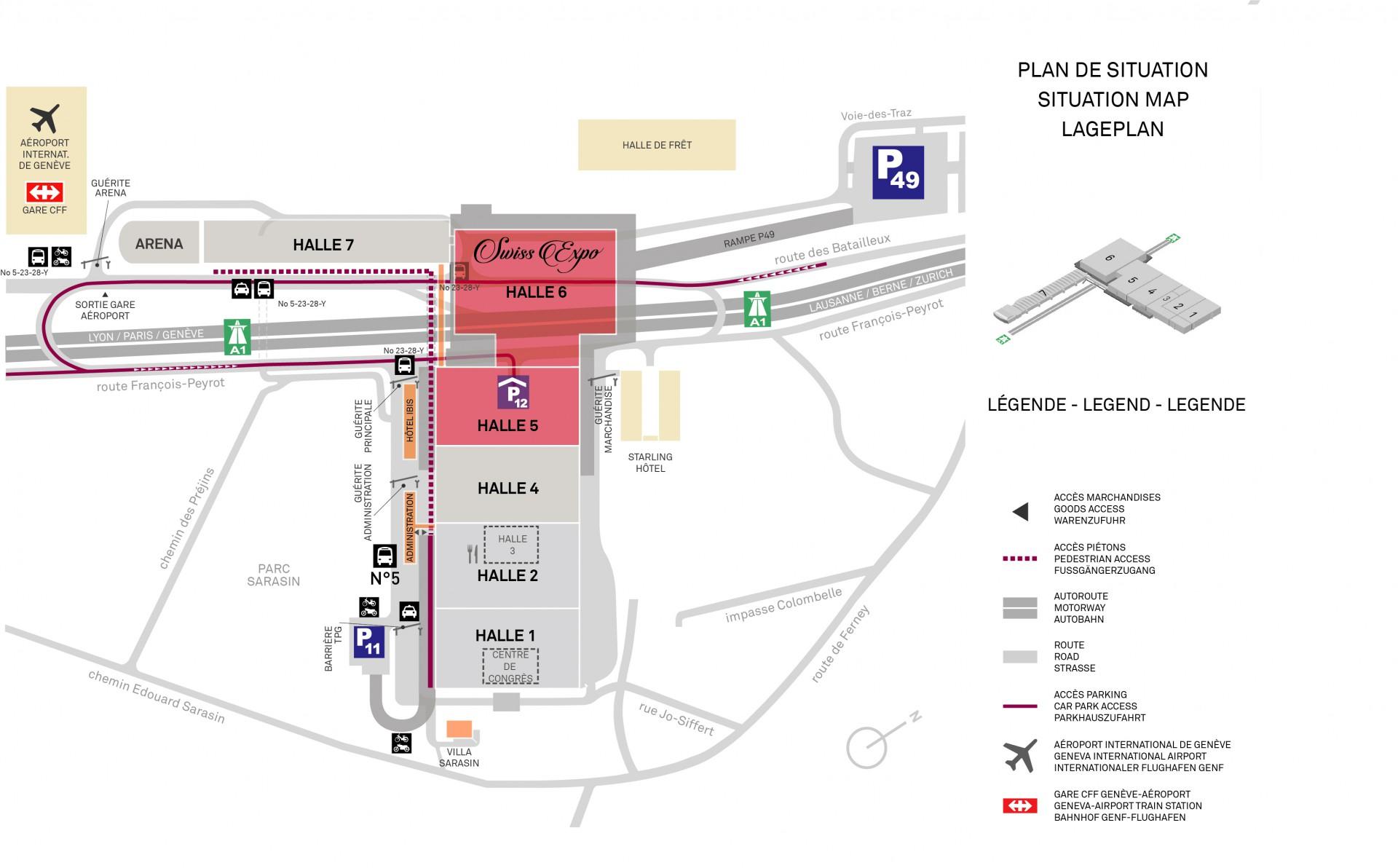 Plan-Swissexpo