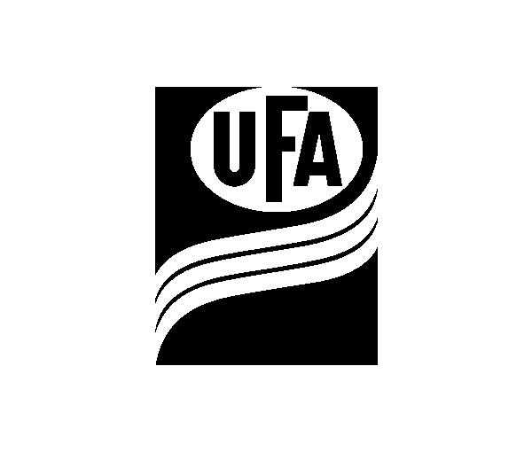 logo ufa blanc